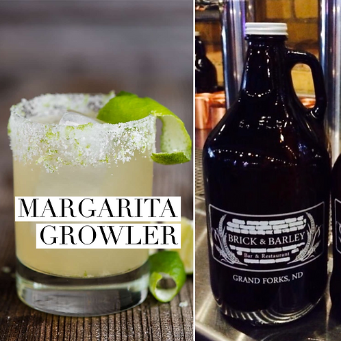 64 oz Margarita Growler