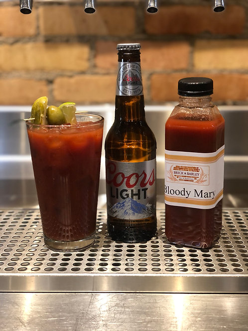 Bloody Mary & A Beer