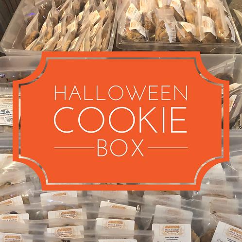 Halloween Cookie Boxes