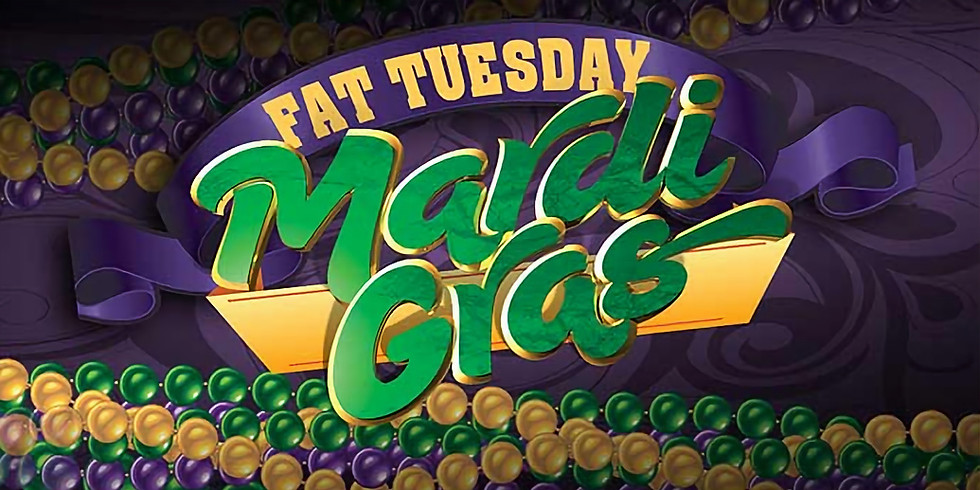 Fat Tuesday Celebration