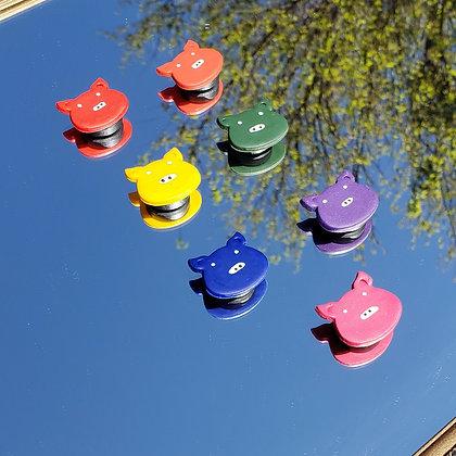 Pig Magnets