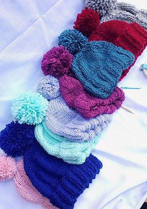 Basic Knit Hat