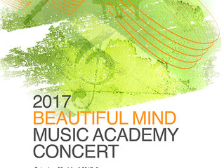 2017 BEAUTIFUL MIND MUSIC ACADEMY CONCERT