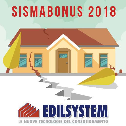 Guida al nuovo Sismabonus 2018.