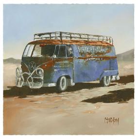 Racing Van