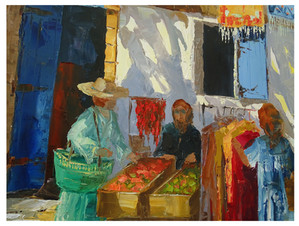 """Close up """"Special spot in Essaouira"""""""