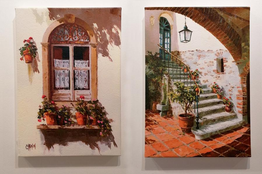 Set of 2 canvas