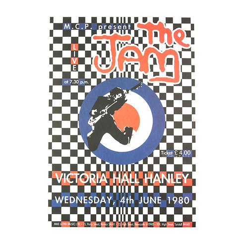 The Jam Poster