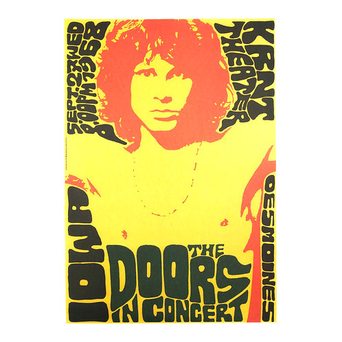 The Doors live in Iowa