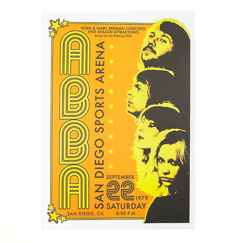 Abba live in San Diego