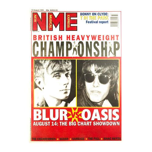 Blur & Oasis Poster