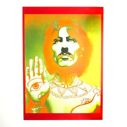 George Harrison Poster