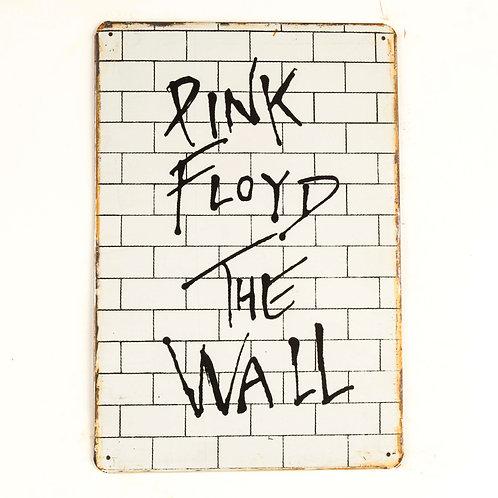 Pink Floyd Tin Sign