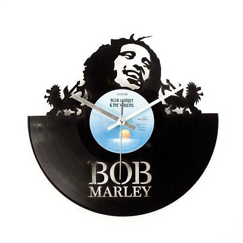 Bob Marley Lions Clock