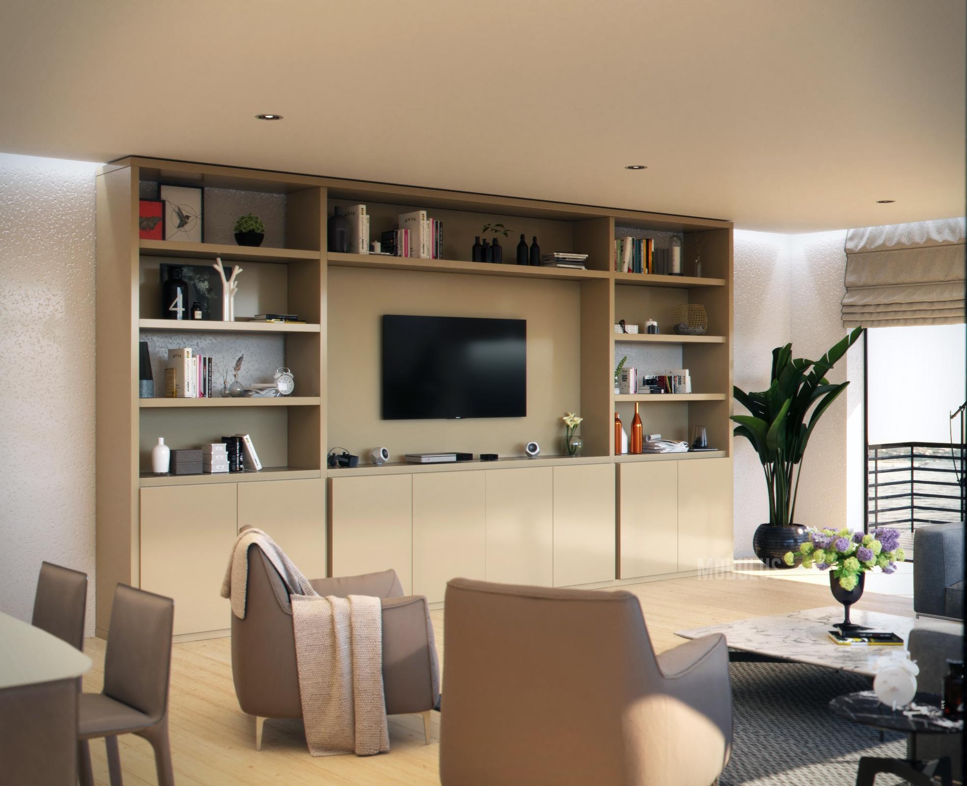 muebles de diseño para tv