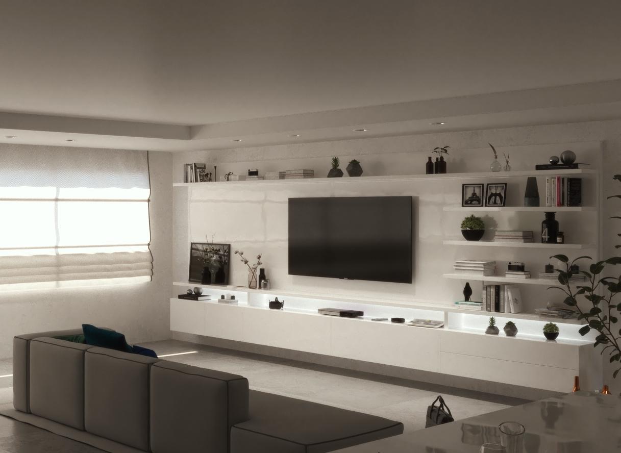 los mejores muebles de tv