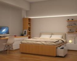 proyecto de dormitorio