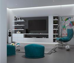 mueble de tv para play