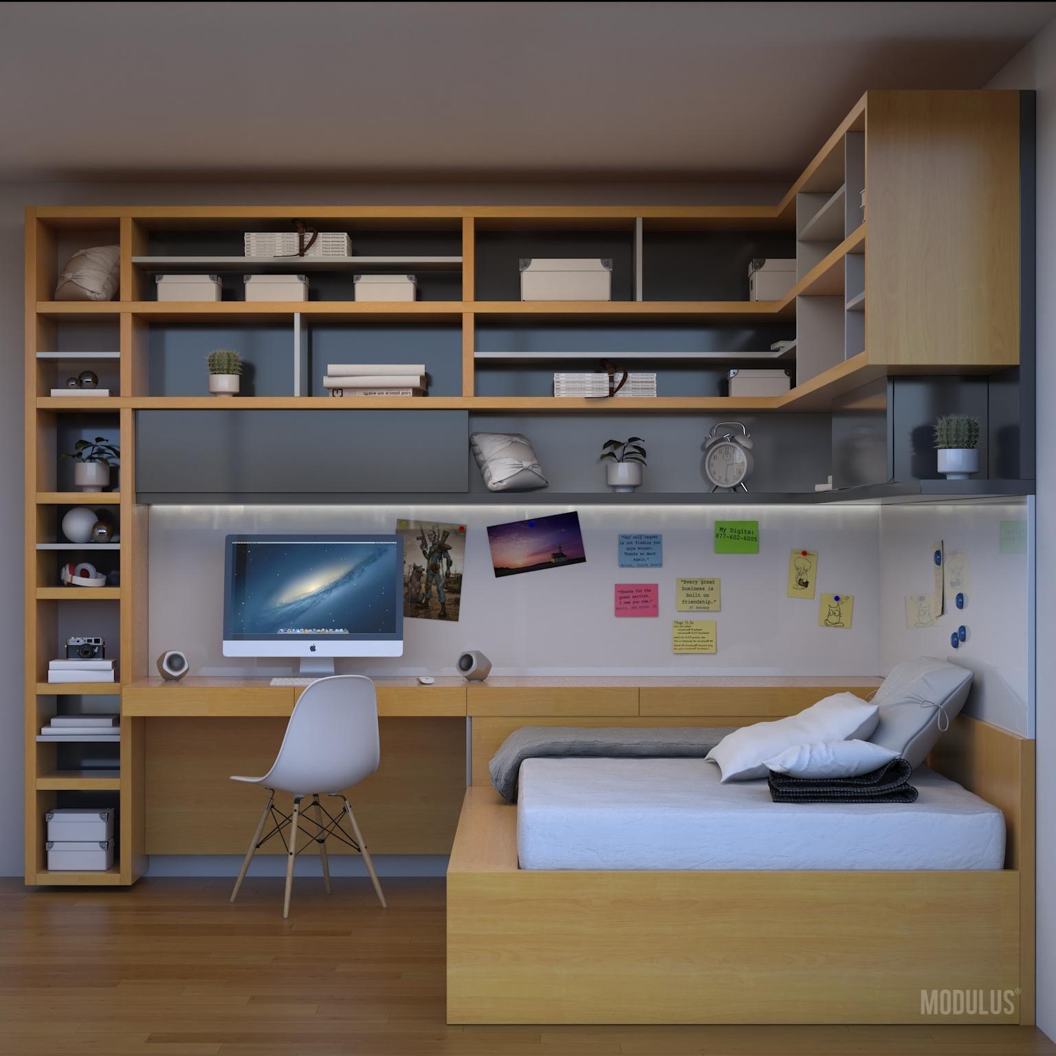 dormitorios de diseño para adolescentes