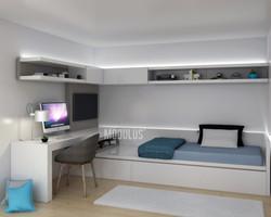 dormitorios de diseño para jovenes