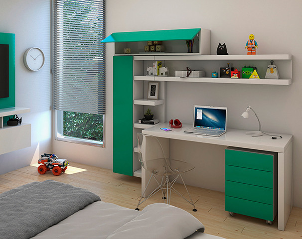 Modulus muebles contempor neos buenos aires for Muebles infantiles modernos