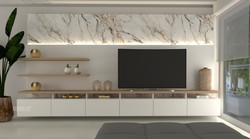 mueble para living neolith 2