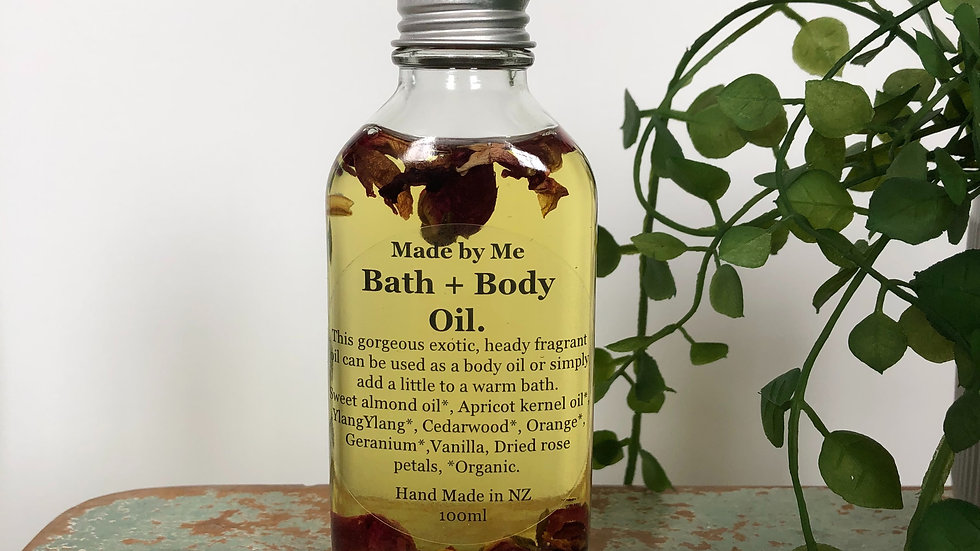 Bath + Body Oil