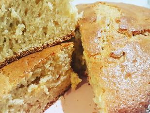 Gâteau au yaourt pour petits et grands avec une recette améliorée