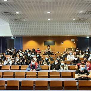 Séminaire d'intégration au Lycée Jehan de Chelles