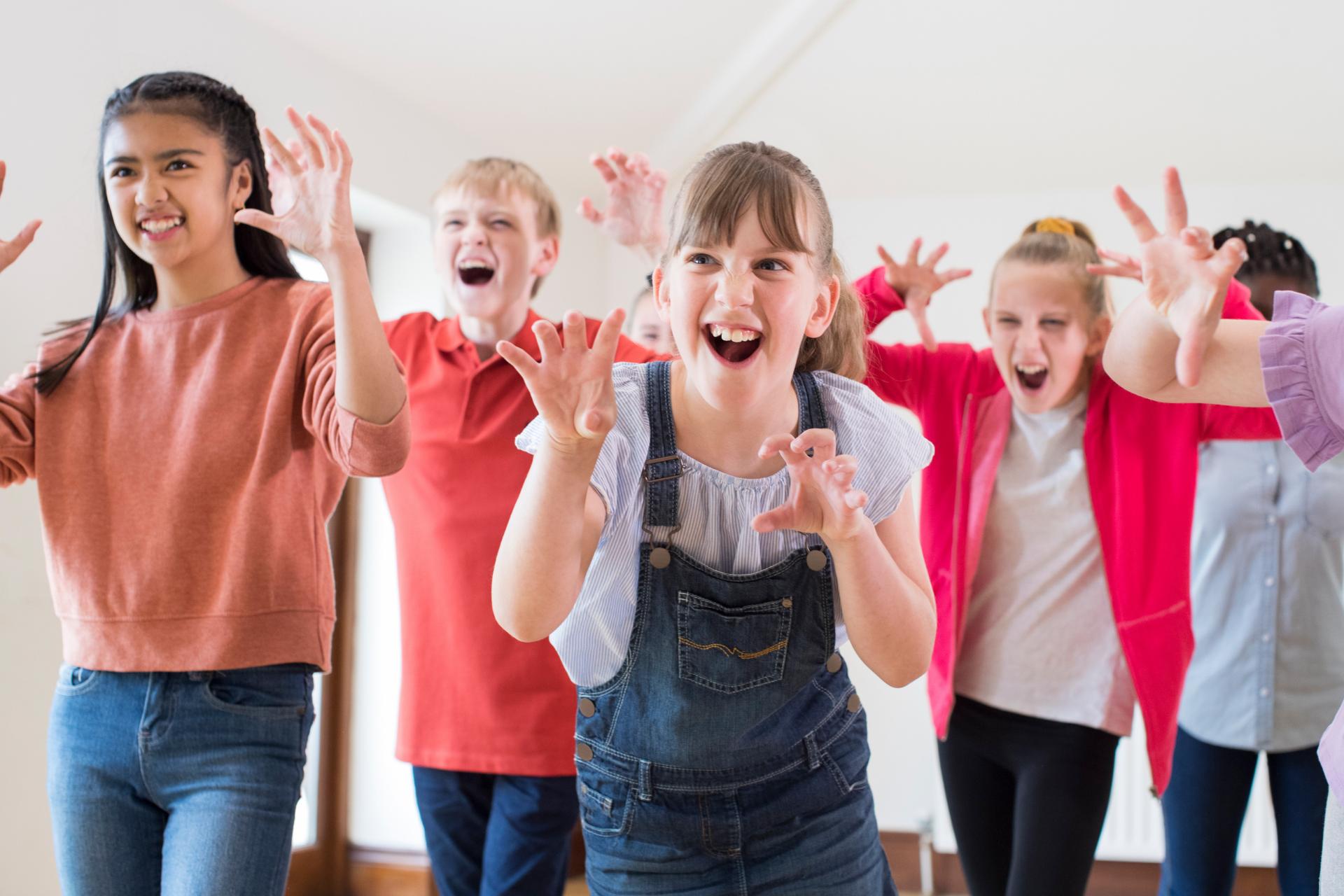 Atelier de théâtre pour enfants