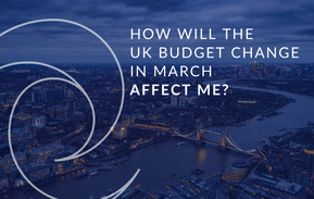 March 2021 UK Budget Change & UK Tax Change | Includes: