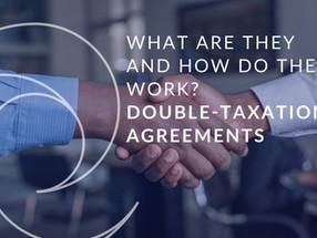 How do double taxation agreements work?
