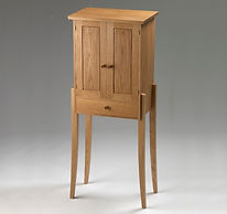 Drinks Cabinet in European Oak