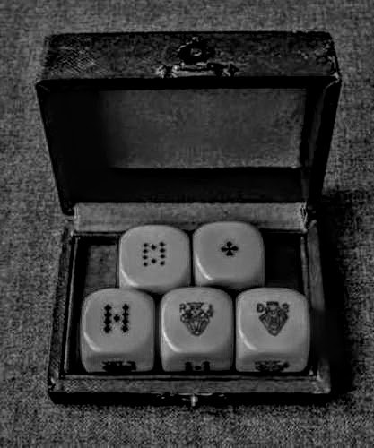 Remy's Dice