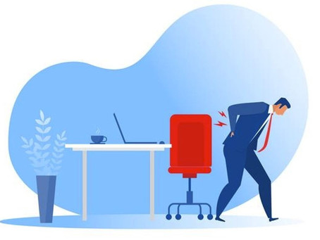 What are the causes of back pain (and solutions for office workers)?