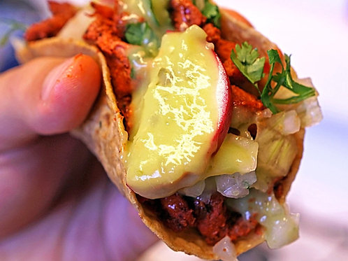 Al Pastor Street Taco (a la carte)
