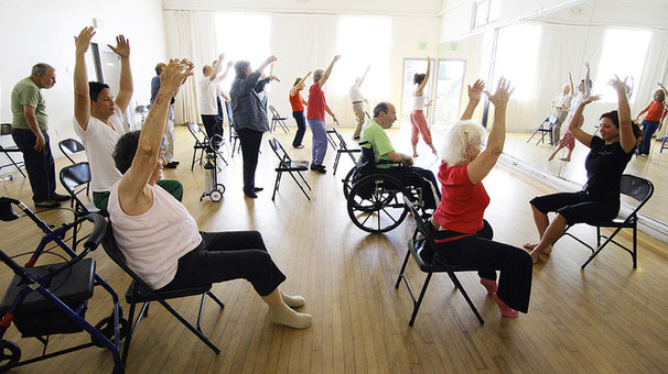 Accessible dancing