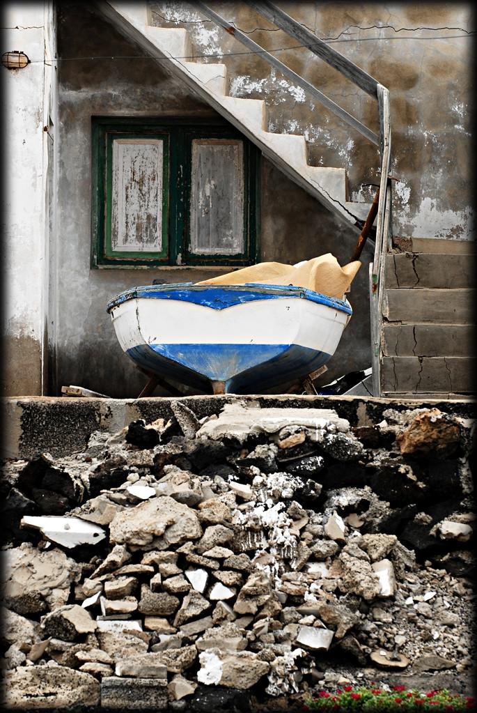 הזמן נותן את סימניו בבתים צילום: גור דותן