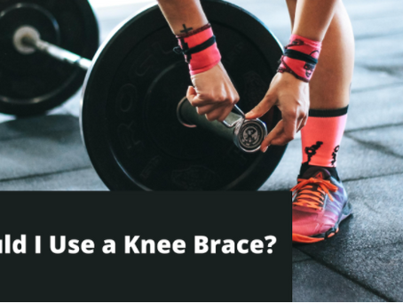 Knee Braces - Are they a Good Idea?