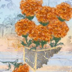 A Lone Flower