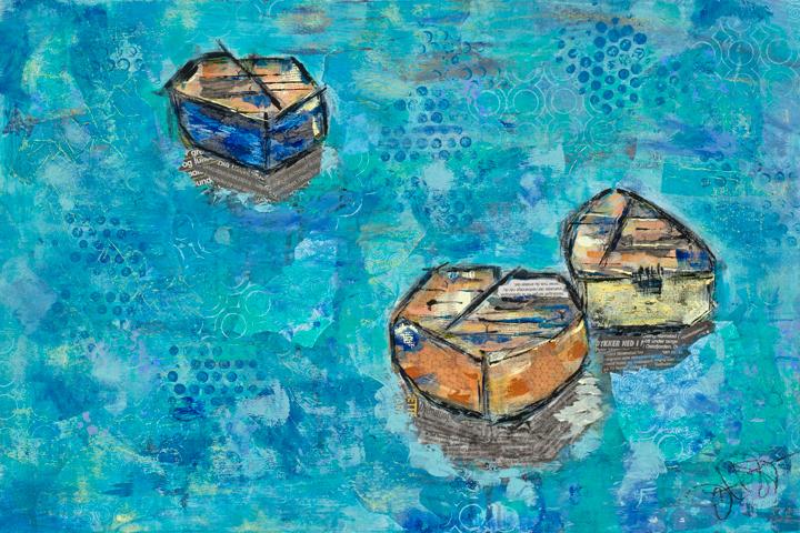 Norwegian Fishing Boats