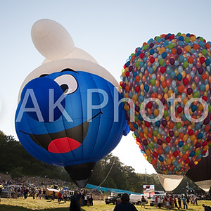 The Bristol International Balloon Fiesta