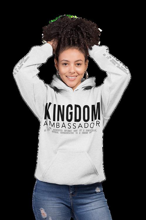 Kingdom Ambassador Pull Over Hoodie