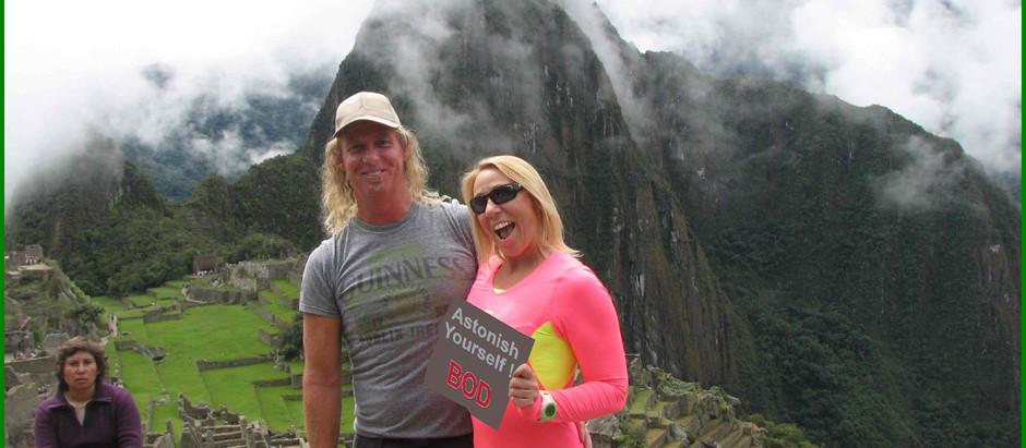Inca Built! Machu Picchu
