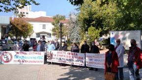 Θεσσαλία: Με συγκεντρώσεις καταδίκασαν την παραπέρα ιδιωτικοποίηση της Υγείας