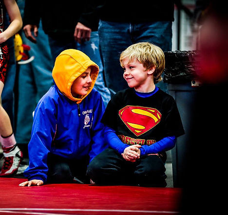 iowa super pee wee state wrestling championship