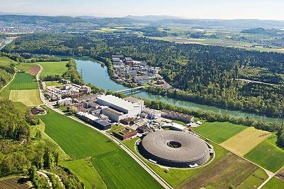 Paul Scherrer Institute aerial image