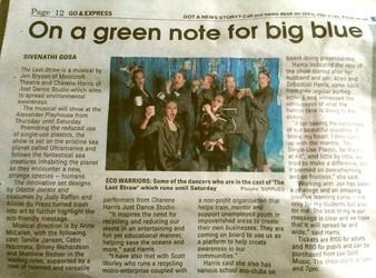 G0 & Express - Environmental Theatre