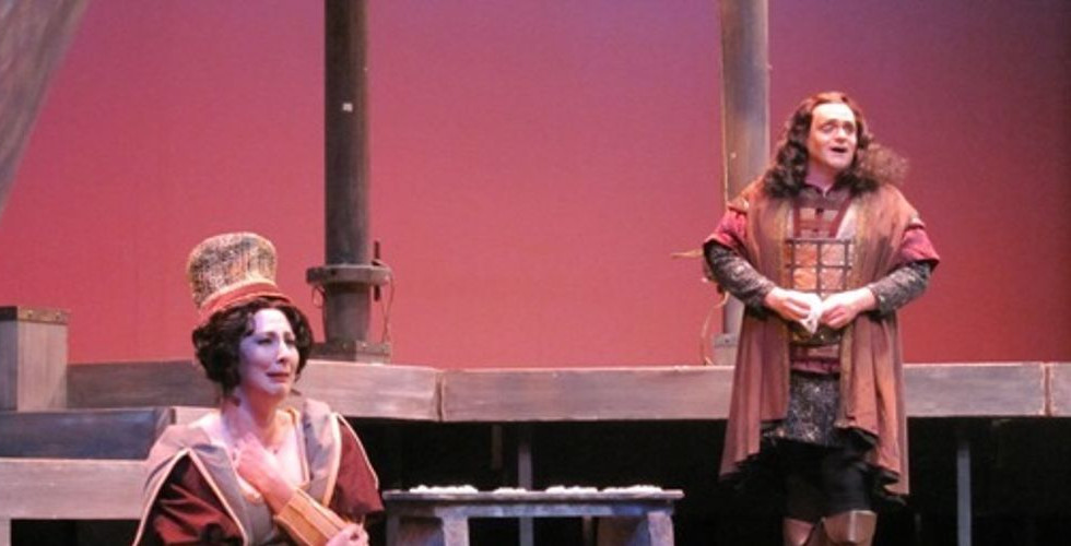 Warm of voice and presence. – Joanne Sydney Lessner, Opera News