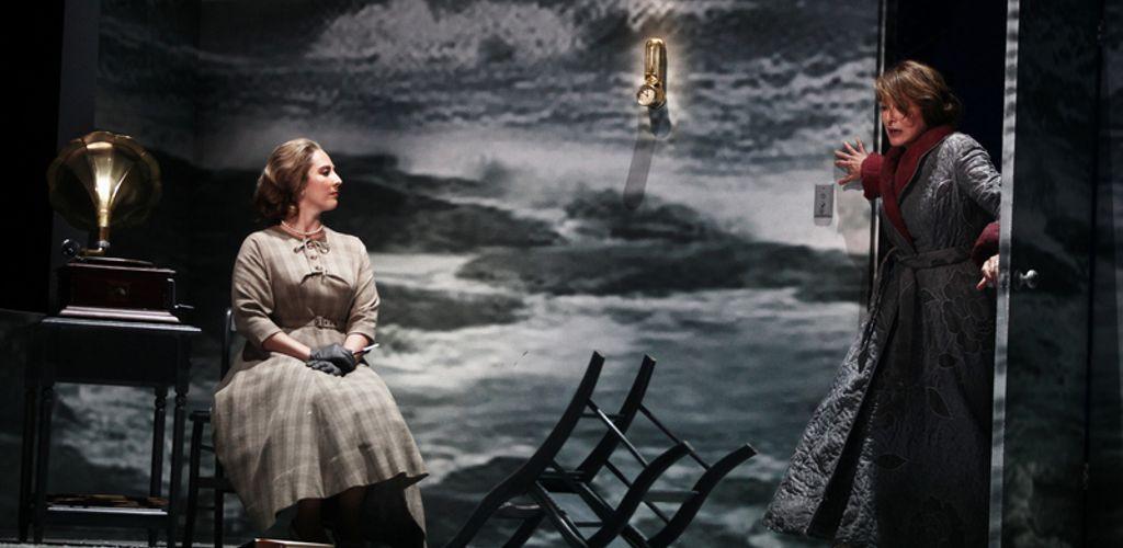 …mezzo Stephanie Foley Davis is a singer to watch. – Robert Levine, Classics Today